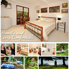 HarbourSide Bed and Breakfast